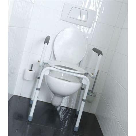 chaise montauban chaise perçée de toilettes multi usages