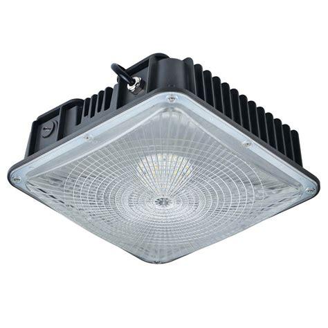 Led Canopy Light Fixtures by 60w 7200 Lumens Led Canopy Light Fixtures Okaybulb