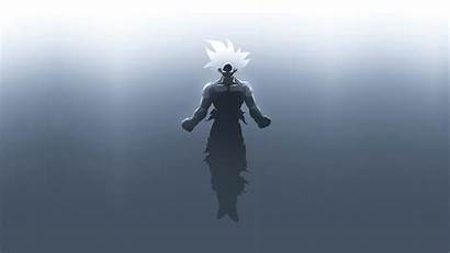 Ultra Dragon Ball Goku Instinct 4k Abyss