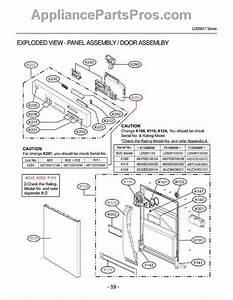 Lg 4937dd1001a Inner Door Liner