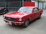Ford Mustang (1964) – Wikipedia
