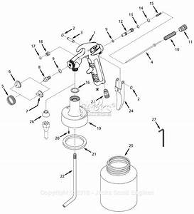 Campbell Hausfeld 2z363f Parts Diagram For Spray
