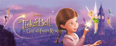 Tinker Bell And The Great Fairy Rescue 300mb Hindi English