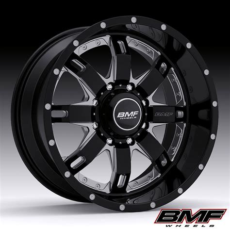 Bmg Wheels by Bmf Wheels Launches New Designs Sizes And Products At