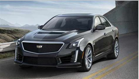 2018 Cadillac Cts V New Design, Interior, Release Date And