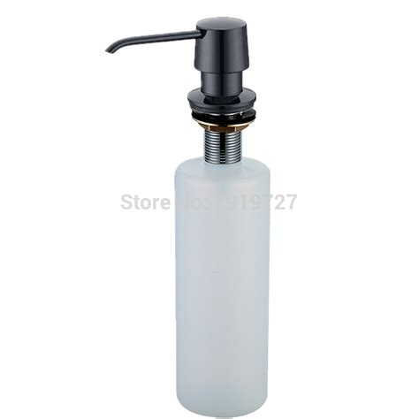 kitchen sink soap dispenser for hand or dish soap new arrival deck mount kitchen sink granite countertop