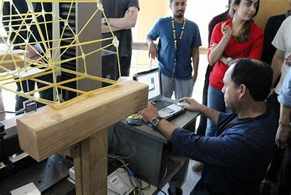 Projects Engineering Student Bridge Spaghetti Structural Analysis
