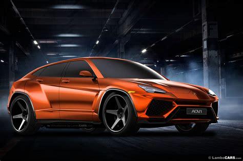 Lamborghini Urus  Konzepte Des Grauens! Motorblock