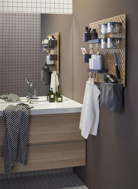 hacker kitchen accessories ikea s new sk 197 dis pegboard is every neat freak s 1526