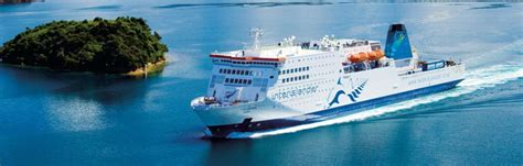 Ferry Boat New Zealand by Cook Strait Ferry Crossing Information New Zealand