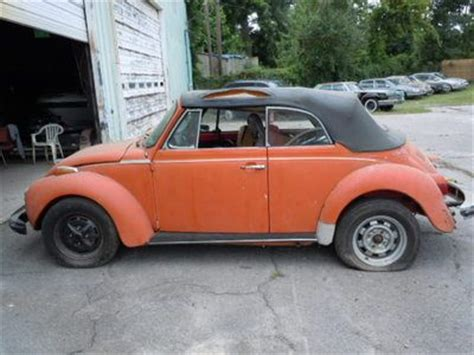 sell   vw convertible  engine body