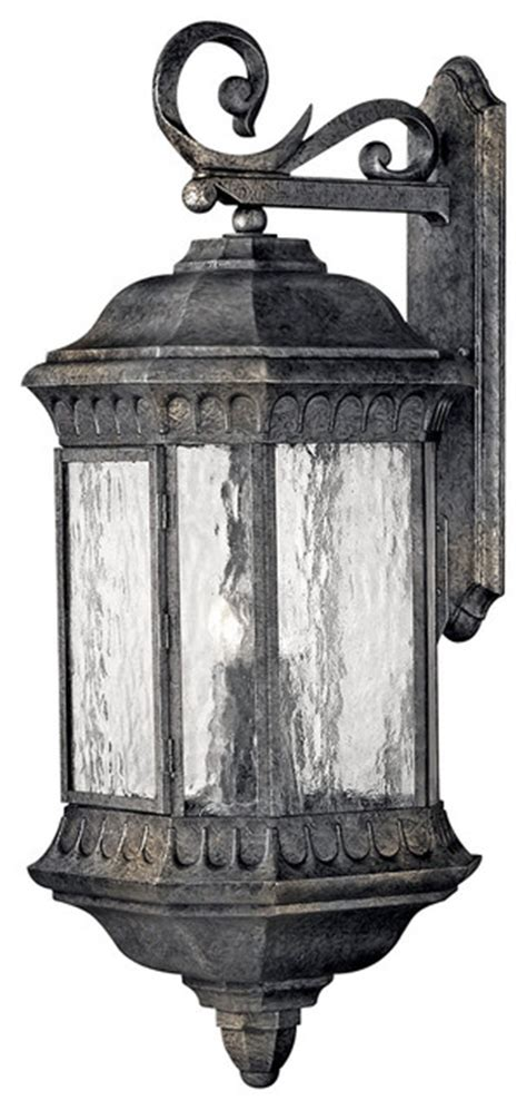 large outdoor wall sconces hinkley lighting 1726bg large wall outdoor outdoor