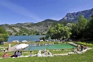 camping 3 etoiles le lac sejour nature lac serre poncon With camping lac d aiguebelette avec piscine
