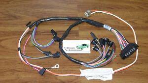 Console Wiring Harness Made Usa Camaro Automatic
