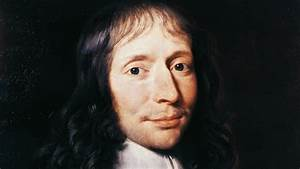 Blaise Pascal  18 Blaise Pascal Inventions & Facts That ...