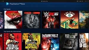 Ps4 Spiele Kaufen Auf Rechnung : ps now erste eindr cke vom games streaming auf dem pc news ~ Themetempest.com Abrechnung
