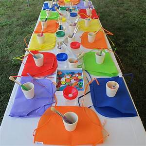 Inspiration For Birthday Parties At Home