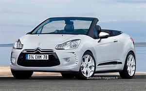 Citroen Ds3 Cabriolet : citroen will launch in 2013 ds3 convertible airflow garage car ~ Medecine-chirurgie-esthetiques.com Avis de Voitures