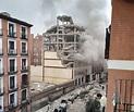 Explosion En Madrid : Explosión tren Renfe 449 en Aranjuez ...