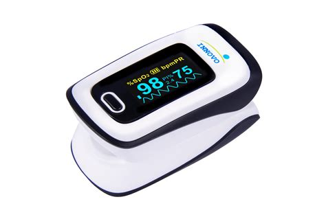 Amazon.com: Innovo Deluxe Fingertip Pulse Oximeter with