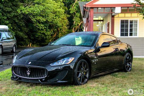Maserati Granturismo Sport  25 July 2016 Autogespot