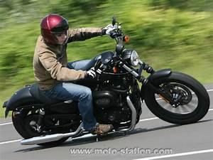 Moto Style Harley : moto honda type harley ~ Medecine-chirurgie-esthetiques.com Avis de Voitures