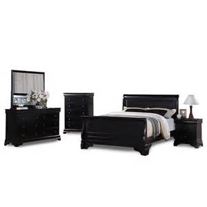 6 piece cal king bedroom set
