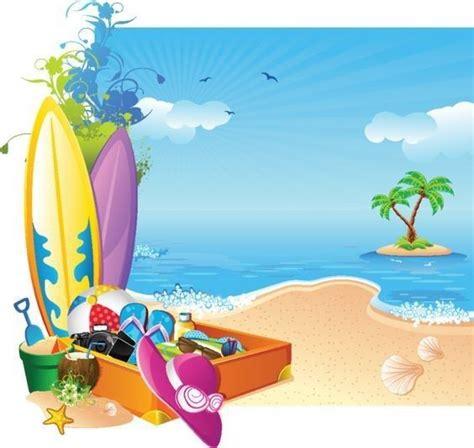 plage decor plage mer oecan paysage marin mer  plage