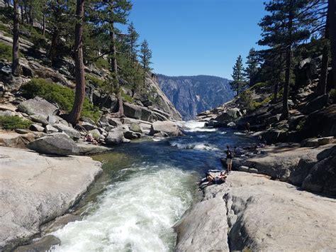 Hiking The Upper Yosemite Falls Trail National