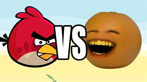 annoying orange  angry birds youtube
