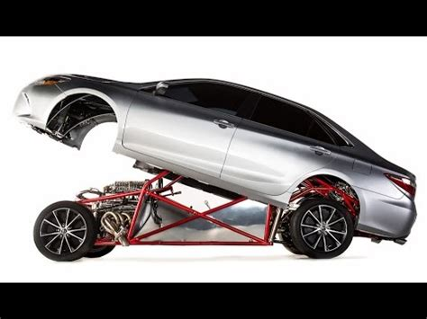 toyota camry xse sleeper camry dragster mod youtube
