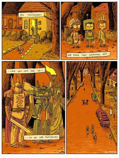 Zac Gorman Quest Costume Comics Comic Costumes