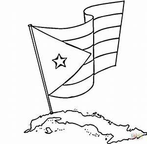 Dibujos Para Colorear De Puerto Rico