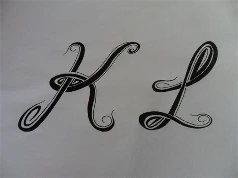 the letter y letras tribales k y l bases elementales para dibujar 29187