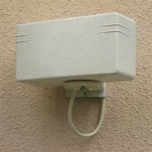 Boitier Tnt Pas Cher : antenne tnt cologique antengrin blanc cr pis antenne ~ Dailycaller-alerts.com Idées de Décoration