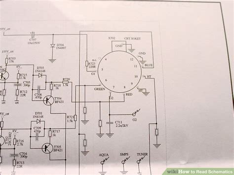 how to read schematics 5 steps with wikihow