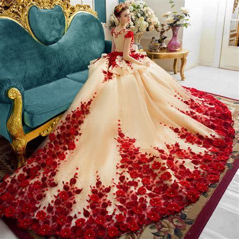 Retro Luxury Wedding Dress 2017 Cap Sleeves Sheer Back