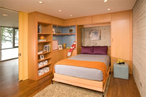 bedroom storage ideas  small rooms home makeover