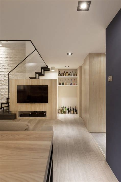Loft Character by A Modern Loft With Character Misc Modern Loft House