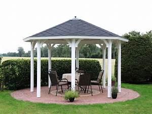Gartenpavillon Holz Geschlossen : gartenpavillon kreta 6 grundbauset bei gartenhaus2000 ~ Whattoseeinmadrid.com Haus und Dekorationen