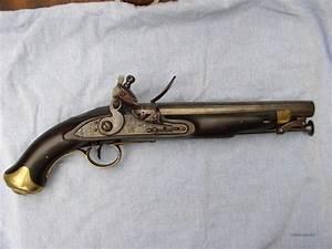 British Light Dragoon Flintlock pistol