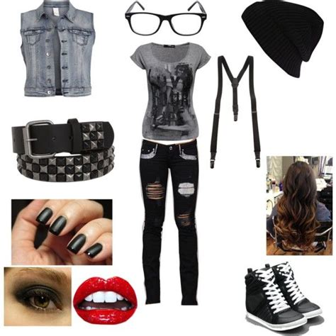 25+ Best Ideas about Punk Rock Outfits on Pinterest | Rock fashion Rock outfits and Punk outfits