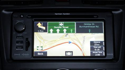 Subaru How-to Guide For The Gps Navigation Of The