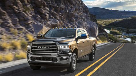 2020 Dodge Ram Hd by 2019 Ram Hd Sport Package Showcased At Boston Auto Show
