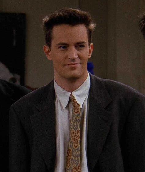 Chandler Bing Smile Cute