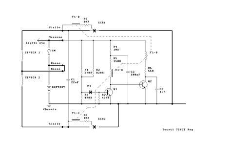 Ducati Monster Wiring Diagram Library