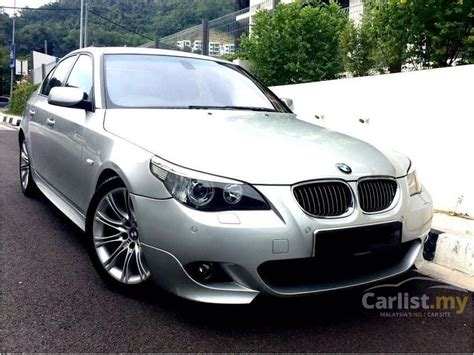 Bmw 525i 2007 by Bmw 525i 2007 Sports 2 5 In Penang Automatic Sedan Silver