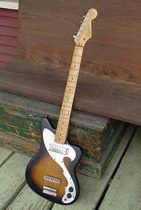C 1965  1980 Offset Teisco Electric Guitar