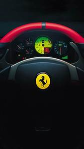 Ferrari stradale steering wheel - Best htc one wallpapers