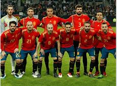 Spain World Cup Fixtures, Squad, Group, Guide World Soccer